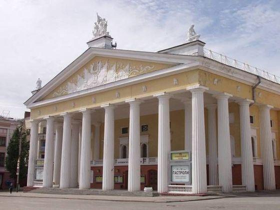 Цена билета брянск театр афиша в театрах на 20 октября