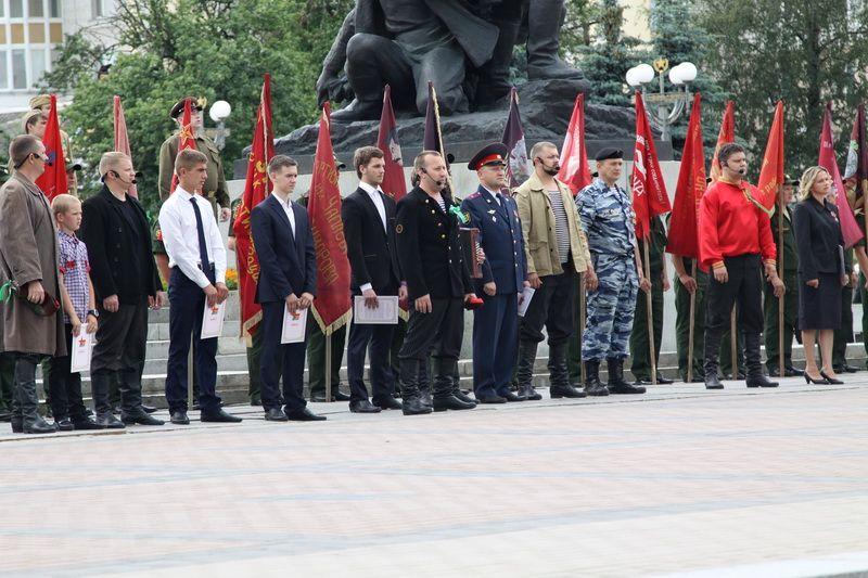 Мероприятия на день партизан и подпольщиков в брянске