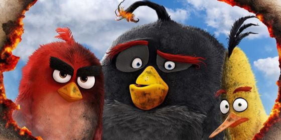 Angry Birds � ���� / The Angry Birds Movie - ������ - Yansk.ru
