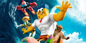 Губка Боб в 3D / The SpongeBob Movie: Sponge Out of Water - Брянск - Yansk.ru
