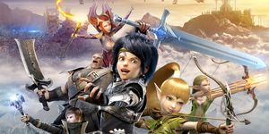 Гнездо дракона / Dragon Nest: Warriors' Dawn - Брянск - Yansk.ru