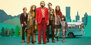 Капитан Фантастик / Captain Fantastic - Брянск - Yansk.ru